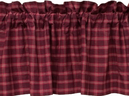 Stars of America Red Valance