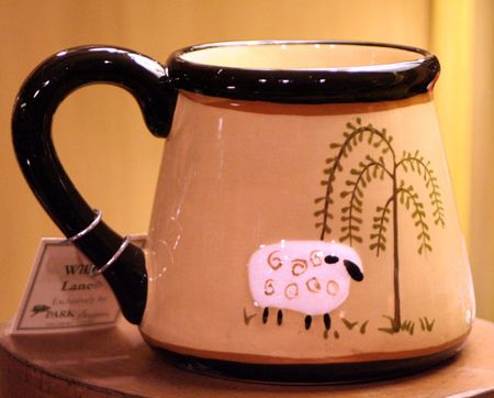 Willow Lane Mug