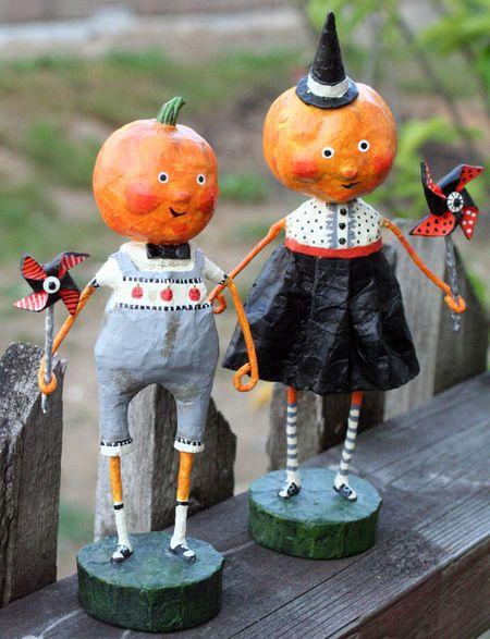 Pumpkinladlass