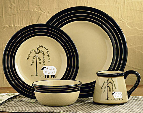 Willow Lane Dinnerware By Park Designs From The Patch