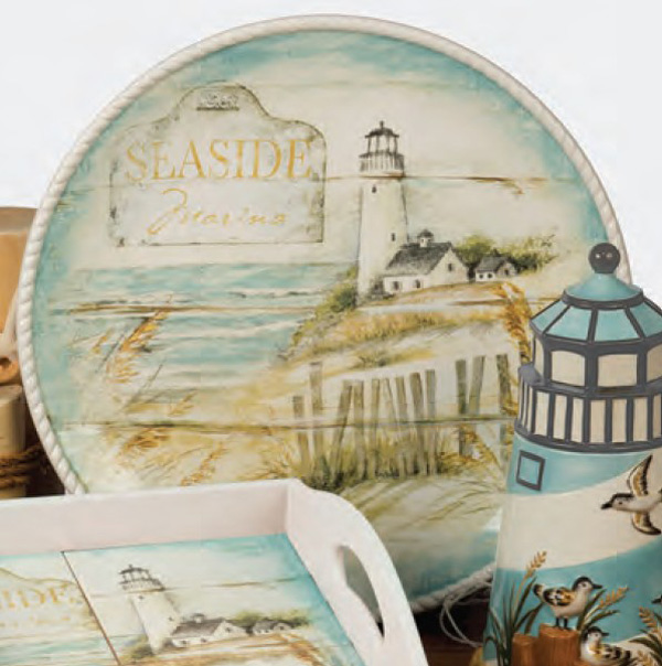 Beach Cottage Dinnerware By Certified International From The Patch