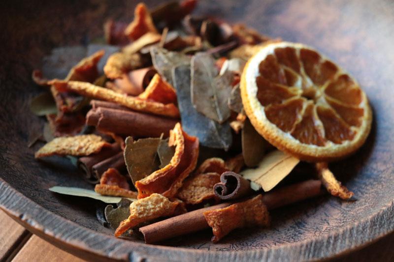 Marmaladepotpourrid