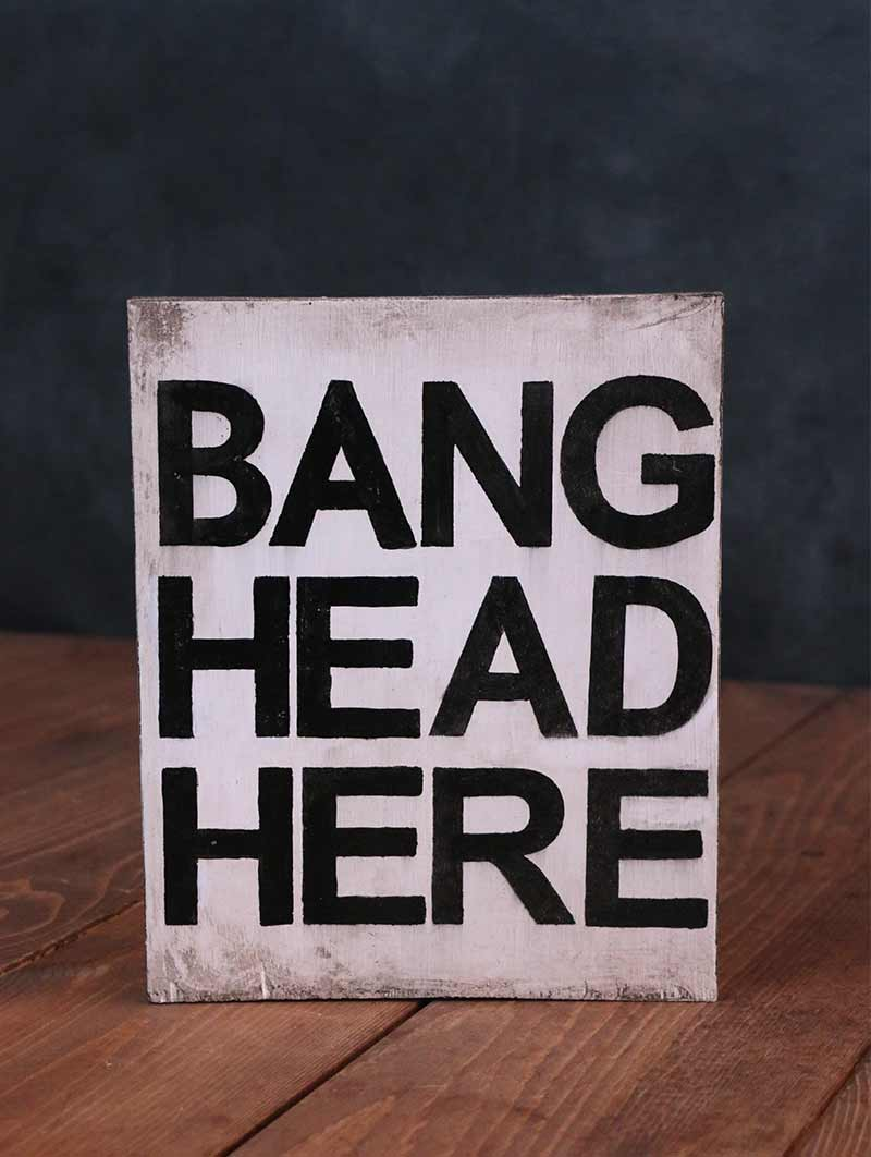Bangheadheresign