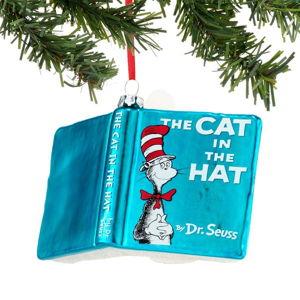 4032929L · Cat in the Hat ... - Dr. Seuss Christmas Ornaments - From The Patch