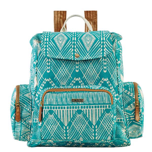 Tahiti-Teal-quilted-purses-Rucksack